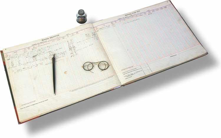 двустранна счетоводна форма-отчетност