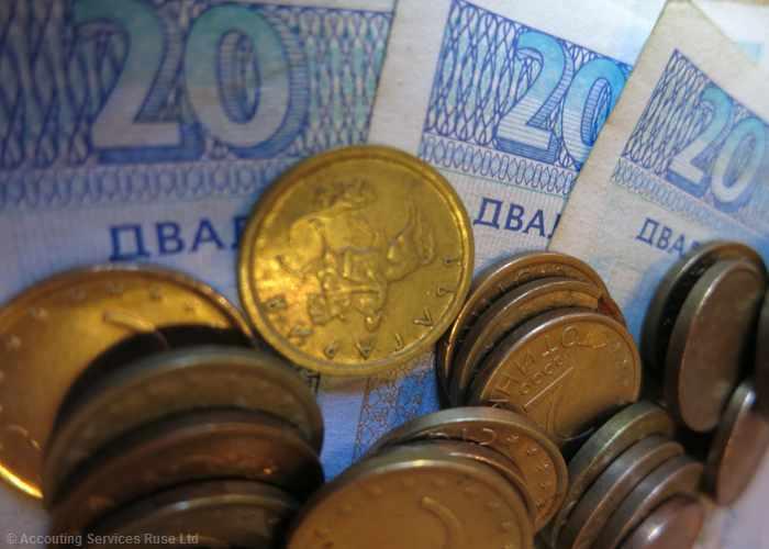 разплащателна банкова сметка на румънец с българска фирма